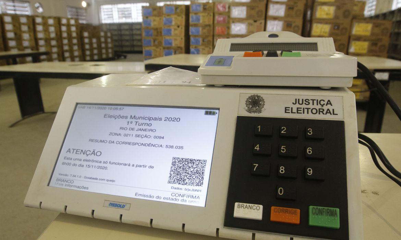 Eleições municipais 1